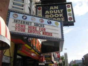 Internet Sucks – Come Here For Your Erotic Needs