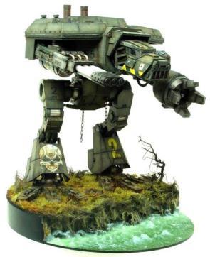 Warhammer 40k Titan