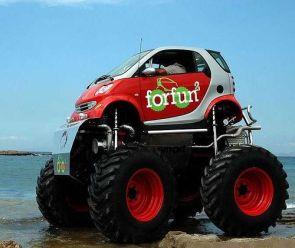 Monster Truck Thing