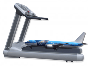 Airplane On A Treadmill – Will It Take Off?