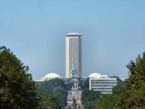 Tallahassee Phallic Capitol Building