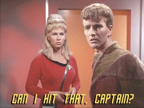 Charlie X – Can I Hit That, Captain?