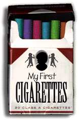 My First Cigarettes