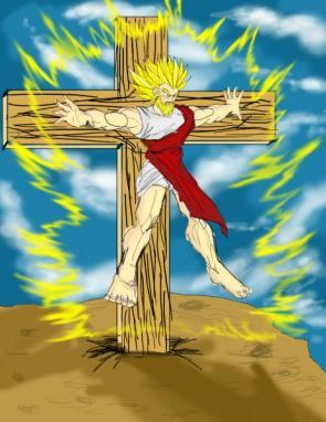 Dragonball Z Jesus