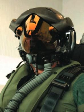 F-35 Combat Helmet