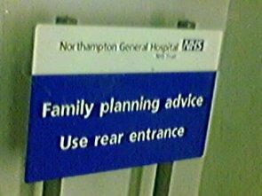 Family planning advice