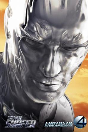 Fantastic Four – Rise of The Silver Surfer Movie Poster
