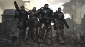 Gears of War High Resolution