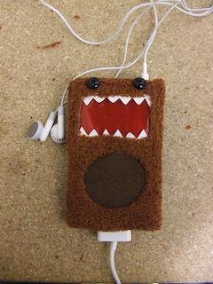 Domo Ipod Case