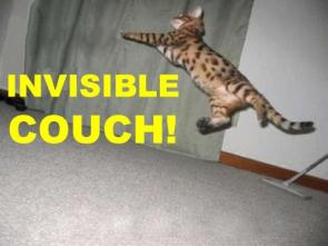 Invisible Couch