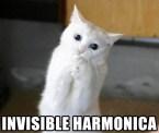 Invisible Harmonica
