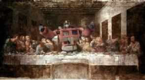 Transformers – Last Supper