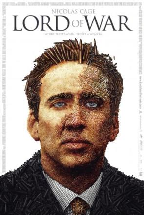 High Resolution Lord Of War Movie Poster