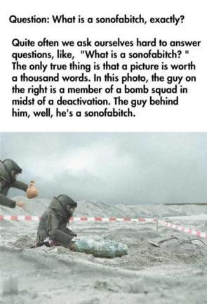 Sonofabitch