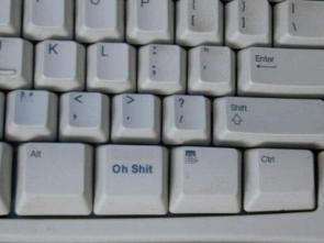 New Computer Key
