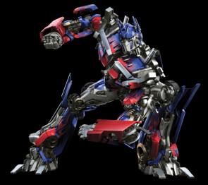 Transformers Live Action Movie Promo