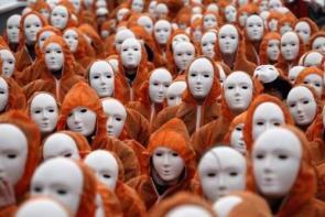 Faceless Masses