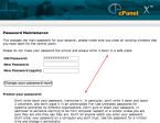 cPanel X Password Humor