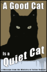 Cat Propaganda Poster