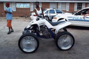 Tricked Out ATV