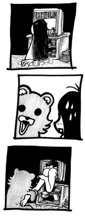 The Ring Vs Pedobear
