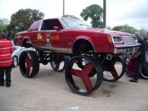 Crazy Insane Car Rims