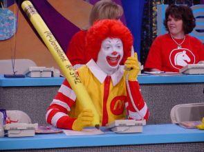 Ronald McDonald Call Line
