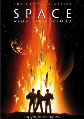 Space: Above And Beyond TV Poster