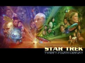 Twenty-Fourth Century Star Trek Wallpaper