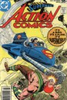 Action Comics #481 Cover – The Supermobile!
