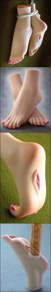 Vagina Foot