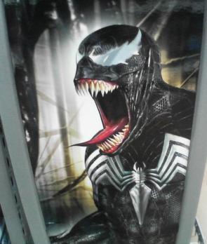 Venom From Spider-Man Movie