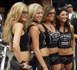 Jack Daniels Girls