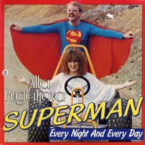 Alla Pugatjova – Superman Every Night And Every Day