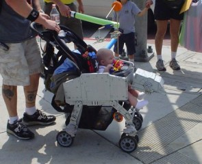 Star Wars AT-AT Stroller