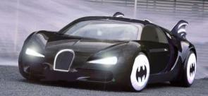 Concept Batmobile