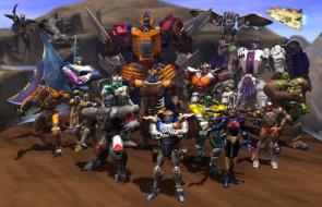 Transformers – Beast Wars Wallpaper