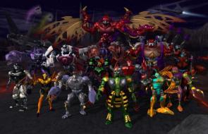 Beast Wars – Cybertron Wallpaper