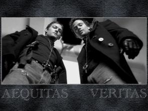 Boondock Saints – Aequitas Veritas Wallpaper