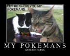 My Pokemans – Let me show you them
