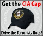 Get the CIA Cap – Drive the Terrorists Nuts!