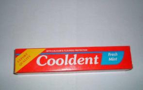 Cooldent Poison Toothpaste