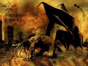 Cthulhu Apocalypse Wallpaper