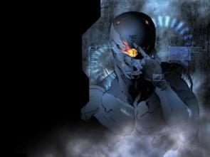 Metal Gear Solid Cyborg Ninja Wallpaper