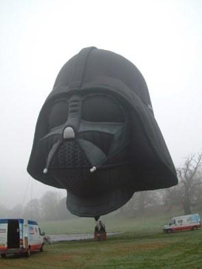 Darth Vader's Full of Hot Air