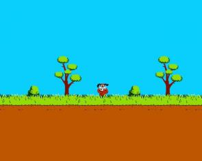 Duck Hunt Dog Wallpaper