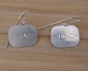 HTML Ear Rings