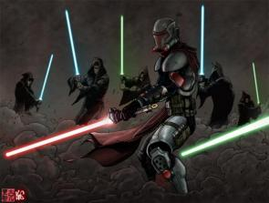 Star Wars Jedi Wallpaper