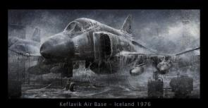 Keflavik Air Base Iceland – 1976 Wallpaper
