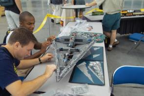 Star Wars Star Destroyer Ship Yards